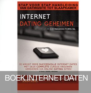 Boek over internetdaten